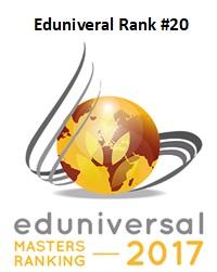 Eduinversal Masters Ranking