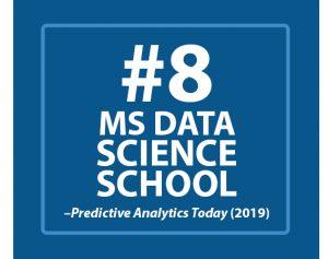 #8 MS Data Science School, Predictive Analytics Today (2019)