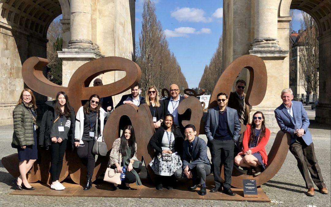 BAPM students abroad