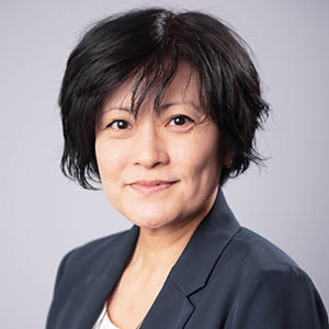 Masako Hashimoto UConn Business Analytics and Project Management Career Counselor